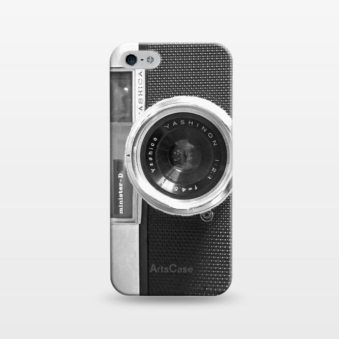 AC1243424, Phone Cases, iPhone 5/5E/5s, SlimFit, Nicklas Gustafsson, Oldschool cameraphone, Designers,