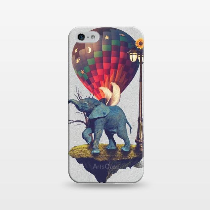 AC1243440, Phone Cases, iPhone 5/5E/5s, SlimFit, Eleaxart, Lphant!, Designers,