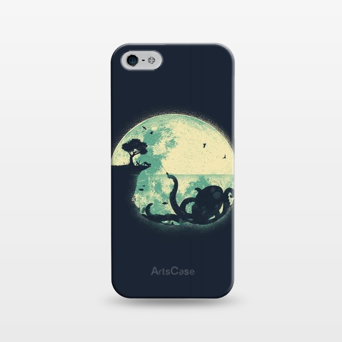 AC1243491, Phone Cases, iPhone 5/5E/5s, SlimFit, Jay Fleck, The Bigone, Designers,