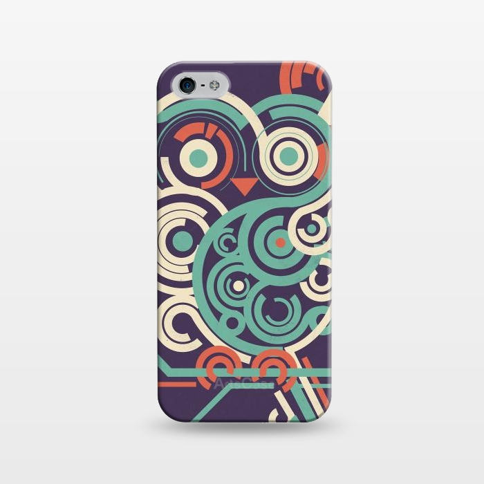 AC1243495, Phone Cases, iPhone 5/5E/5s, SlimFit, Jay Fleck, Owl2pointO, Designers,