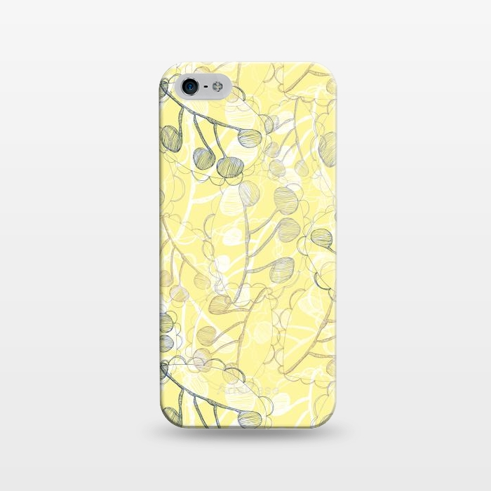 AC1243502, Phone Cases, iPhone 5/5E/5s, SlimFit, Rachael Taylor, Ghost Leaves, Designers,