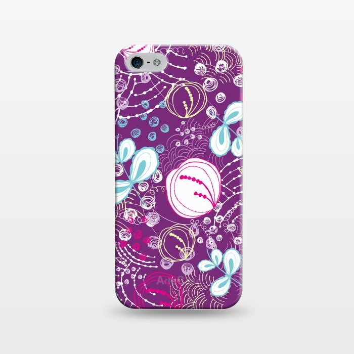 AC1243503, Phone Cases, iPhone 5/5E/5s, SlimFit, Rachael Taylor, Bold Oriental, Designers,