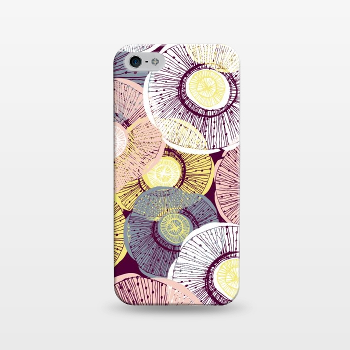 AC1243505, Phone Cases, iPhone 5/5E/5s, SlimFit, Rachael Taylor, Organic Origin, Designers,