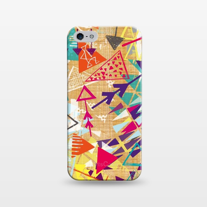 AC1243551, Phone Cases, iPhone 5/5E/5s, SlimFit, Rachael Taylor, Tribal Arrows, Designers,