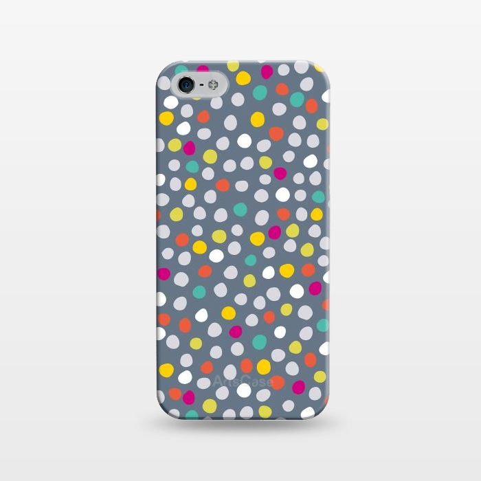 AC1243552, Phone Cases, iPhone 5/5E/5s, SlimFit, Rachael Taylor, Urban Dot, Designers,