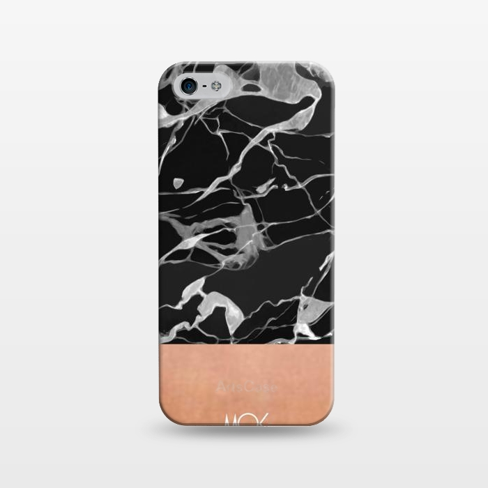 Marble and Pink Copper