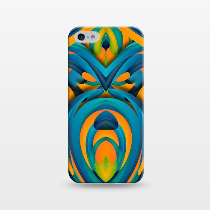 AC1243935, Phone Cases, iPhone 5/5E/5s, SlimFit, Eleaxart, Cross Heart, Designers,