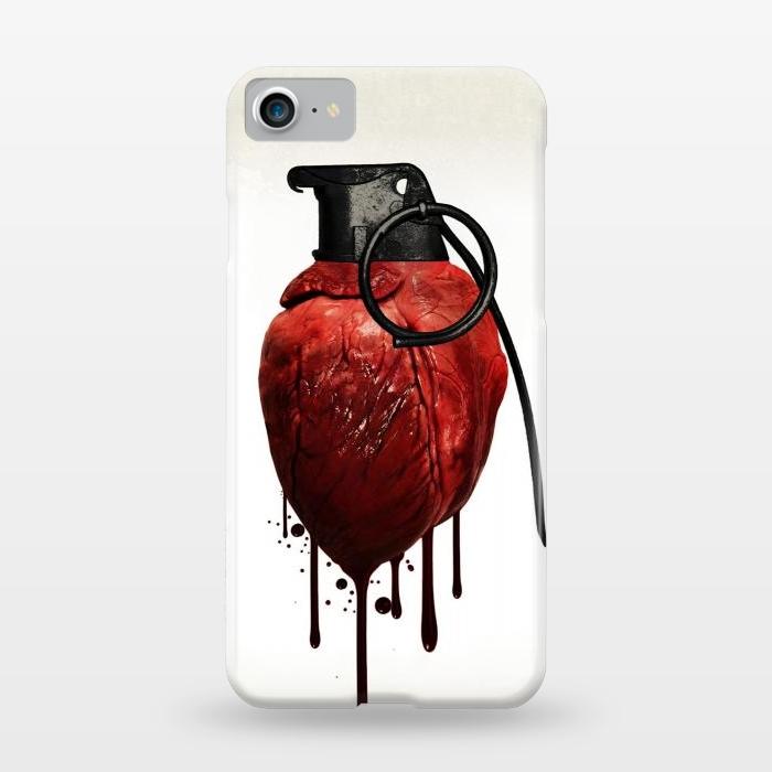 AC1247185, Phone Cases, iPhone 7, SlimFit, Nicklas Gustafsson, Heart Grenade, Designers,