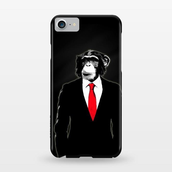 AC1247420, Phone Cases, iPhone 7, SlimFit, Nicklas Gustafsson, Domesticated Monkey, Designers,