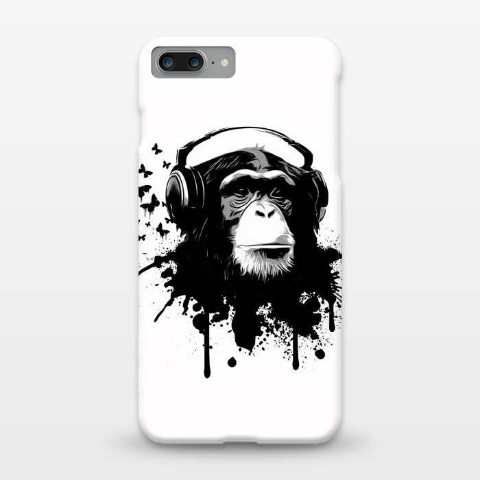 AC1248186, Phone Cases, iPhone 7 plus, SlimFit, Nicklas Gustafsson, Monkey Business, Designers,