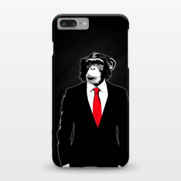 AC1248420, Phone Cases, iPhone 7 plus, SlimFit, Nicklas Gustafsson, Domesticated Monkey, Designers,