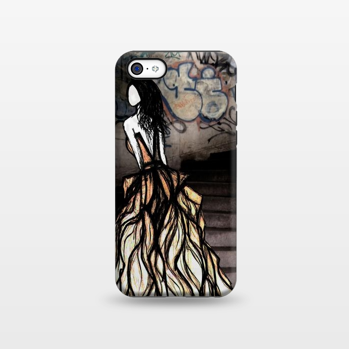 AC133811, Phone Cases, iPhone 5C, StrongFit, Amy Smith, Escape, Designers,