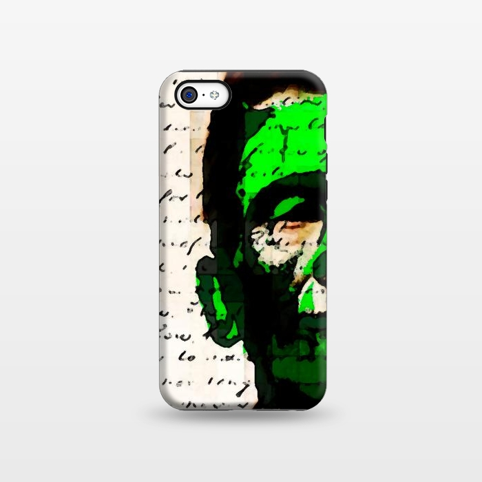 AC1338144, Phone Cases, iPhone 5C, StrongFit, Brandon Combs, Lincolnstein, Designers,
