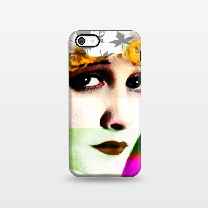 AC1338145, Phone Cases, iPhone 5C, StrongFit, Brandon Combs, Miss Moon, Designers,