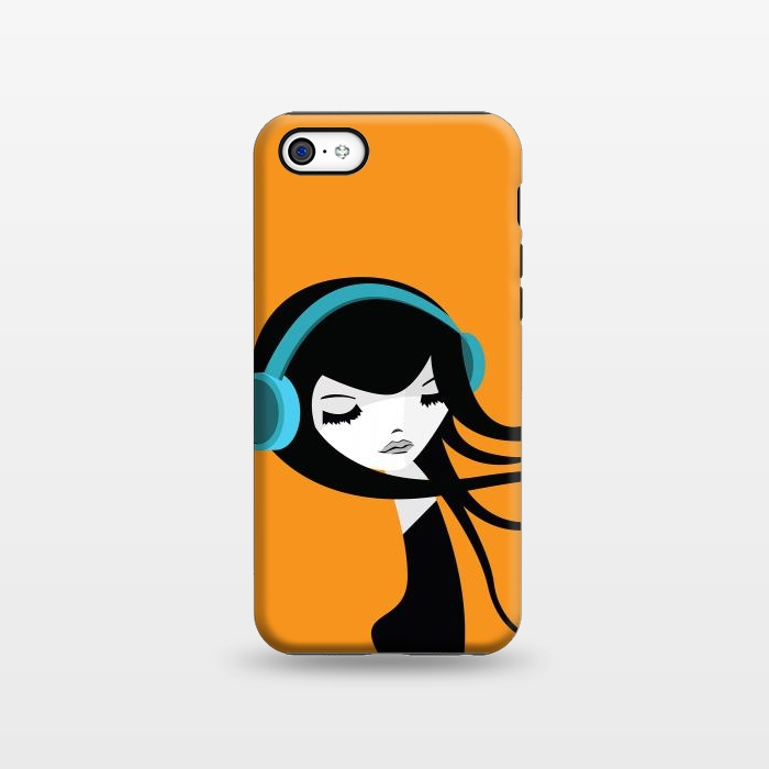AC1338164, Phone Cases, iPhone 5C, StrongFit, Volkan Dalyan, Flow in the Music, Designers,