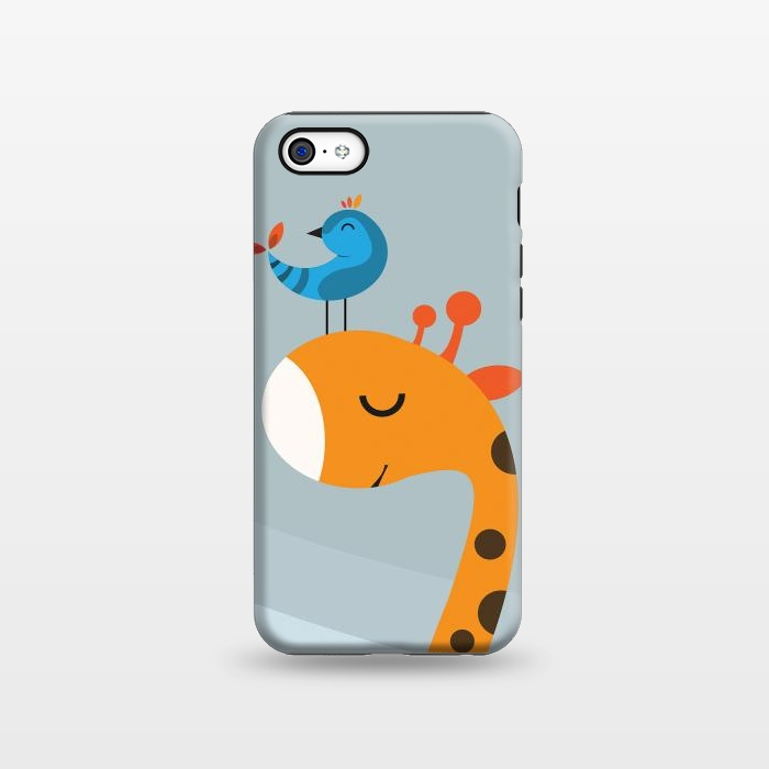 AC1338168, Phone Cases, iPhone 5C, StrongFit, Volkan Dalyan, Orange, Designers,