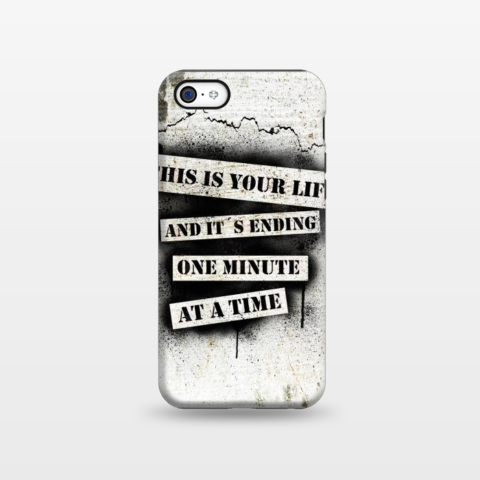 AC1338188, Phone Cases, iPhone 5C, StrongFit, Nicklas Gustafsson, This is your life, Designers,
