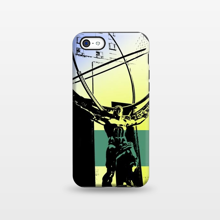 AC133819, Phone Cases, iPhone 5C, StrongFit, Amy Smith, Atlas, Designers,