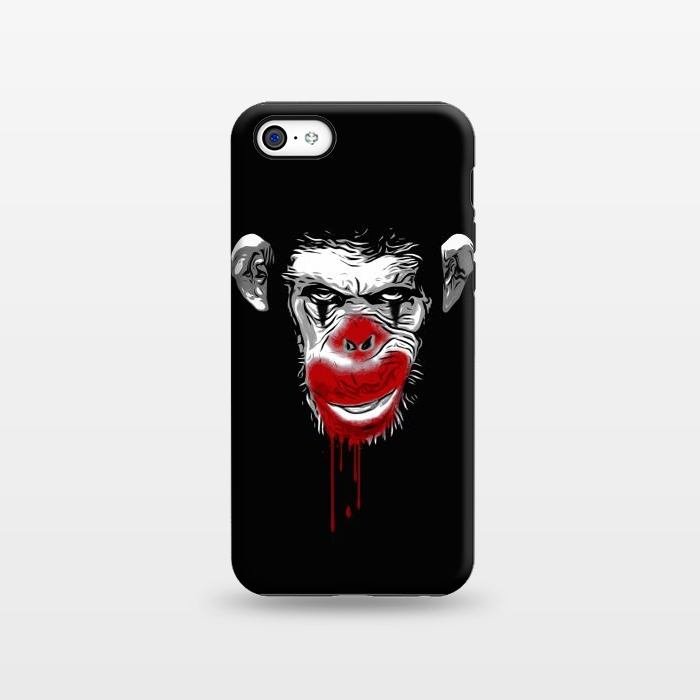 AC1338190, Phone Cases, iPhone 5C, StrongFit, Nicklas Gustafsson, Evil Monkey Clown, Designers,
