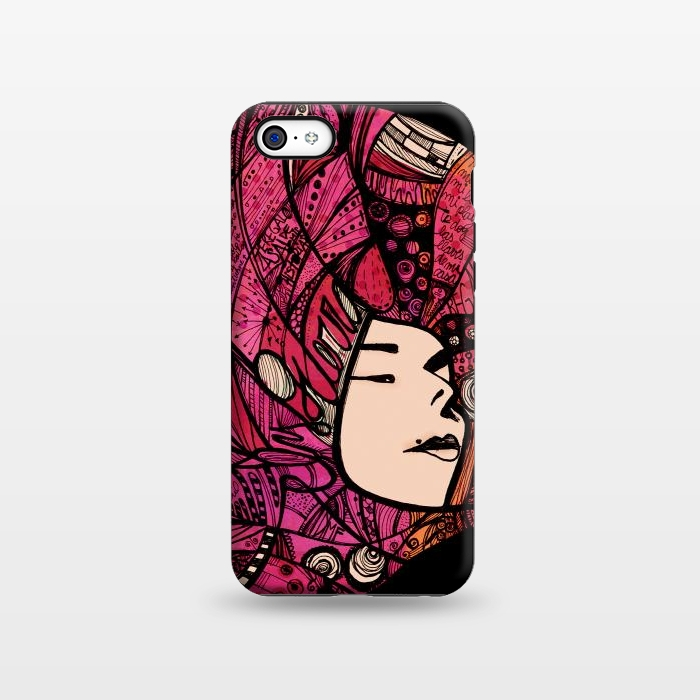 AC1338203, Phone Cases, iPhone 5C, StrongFit, Maria Teresa Canepa, Ely Guerra, Designers,