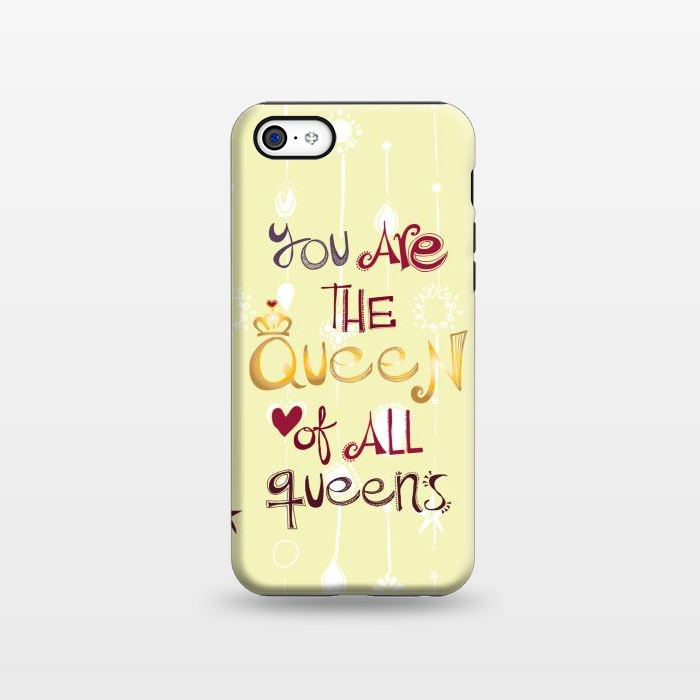 AC1338238, Phone Cases, iPhone 5C, StrongFit, MaJoBV, Queen Of All Queens, Designers,