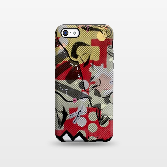 AC1338241, Phone Cases, iPhone 5C, StrongFit, Dan Monteavaro, Between Us, Designers,
