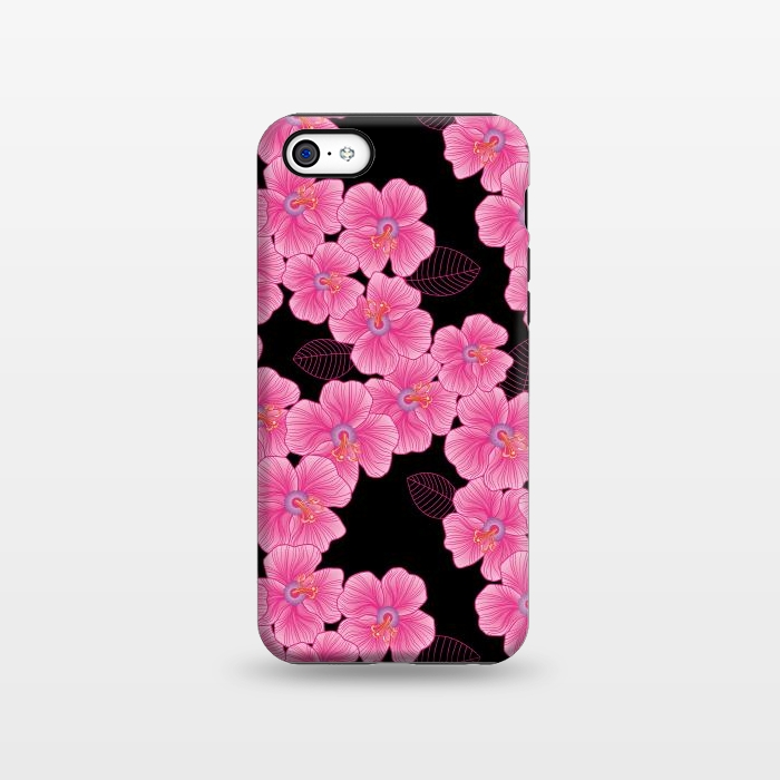 AC1338251, Phone Cases, iPhone 5C, StrongFit, Julia Grifol, Pinkon Black, Designers,