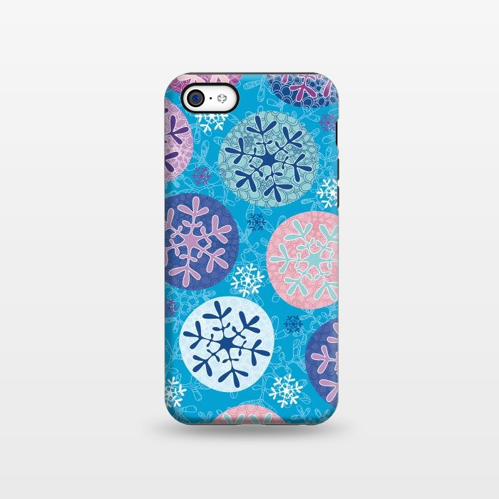 AC1338256, Phone Cases, iPhone 5C, StrongFit, Julia Grifol, Floral Wintel, Designers,