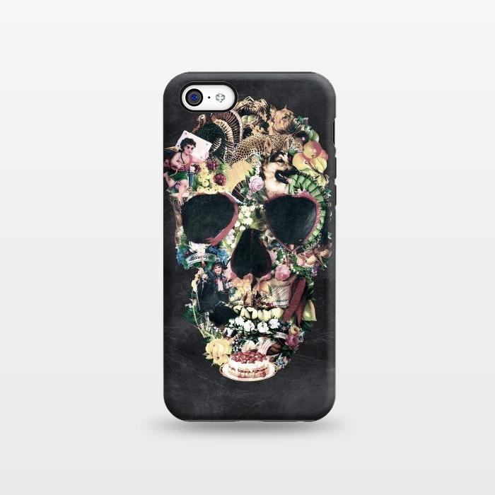 AC1338276, Phone Cases, iPhone 5C, StrongFit, Ali Gulec, Vintage Skull, Designers,