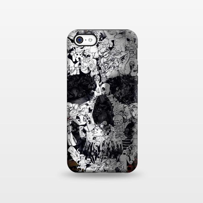 AC1338278, Phone Cases, iPhone 5C, StrongFit, Ali Gulec, Doodle, Designers,