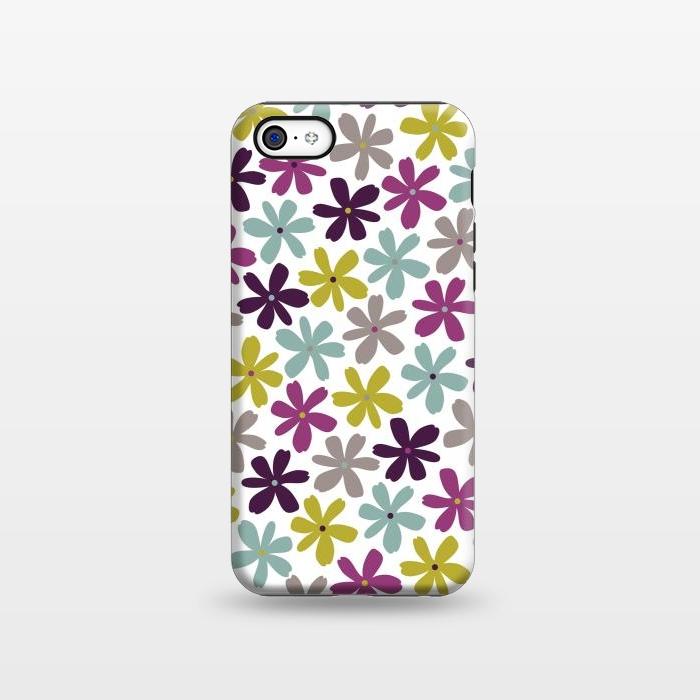 AC1338280, Phone Cases, iPhone 5C, StrongFit, Rosie Simons, Allium Ditsy, Designers,