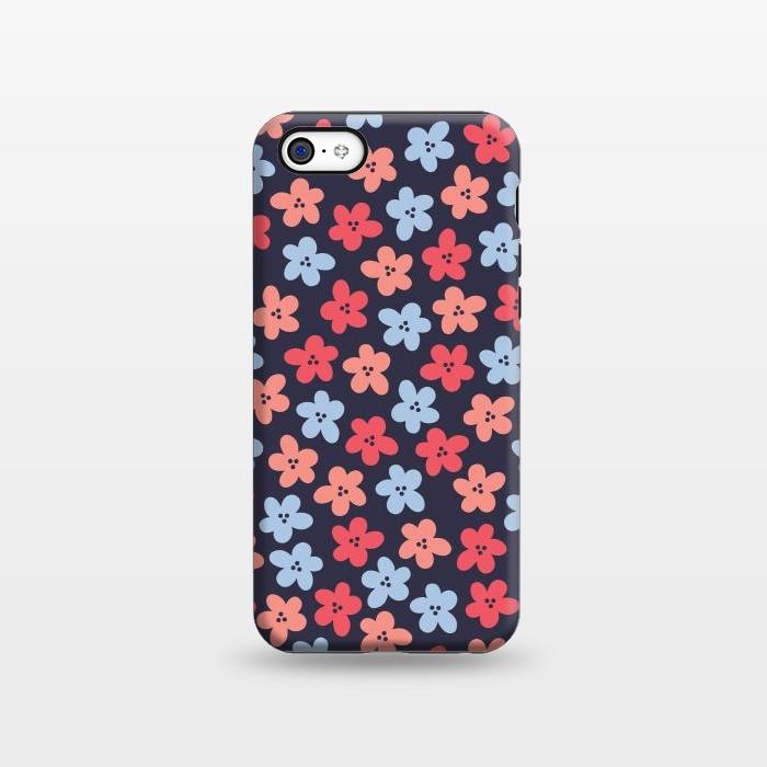 AC1338285, Phone Cases, iPhone 5C, StrongFit, Rosie Simons, Amelia Ditsy, Designers,