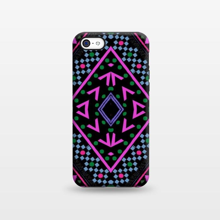 AC1338336, Phone Cases, iPhone 5C, StrongFit, Nika Martinez, Neon Pattern, Designers,