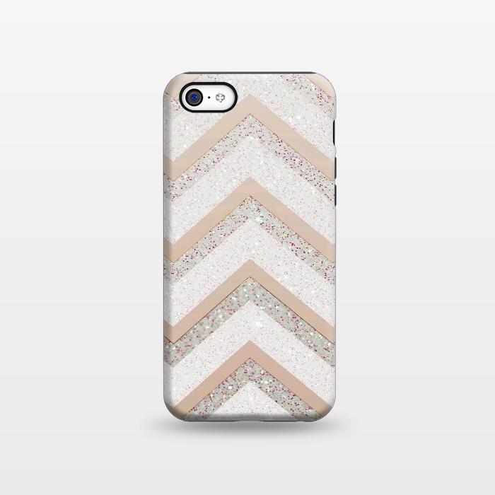 AC1338351, Phone Cases, iPhone 5C, StrongFit, Monika Strigel, Nude Chevron, Designers,