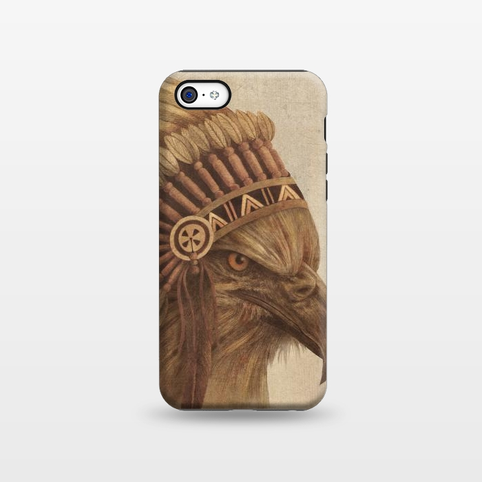 AC1338371, Phone Cases, iPhone 5C, StrongFit, Terry Fan, Eagle Chief, Designers,