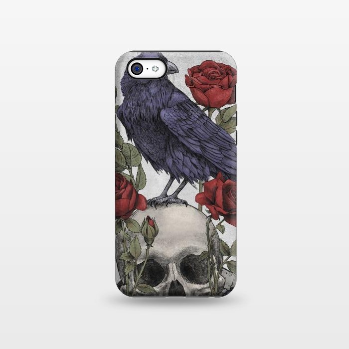 AC1338372, Phone Cases, iPhone 5C, StrongFit, Terry Fan, Memento Mori, Designers,