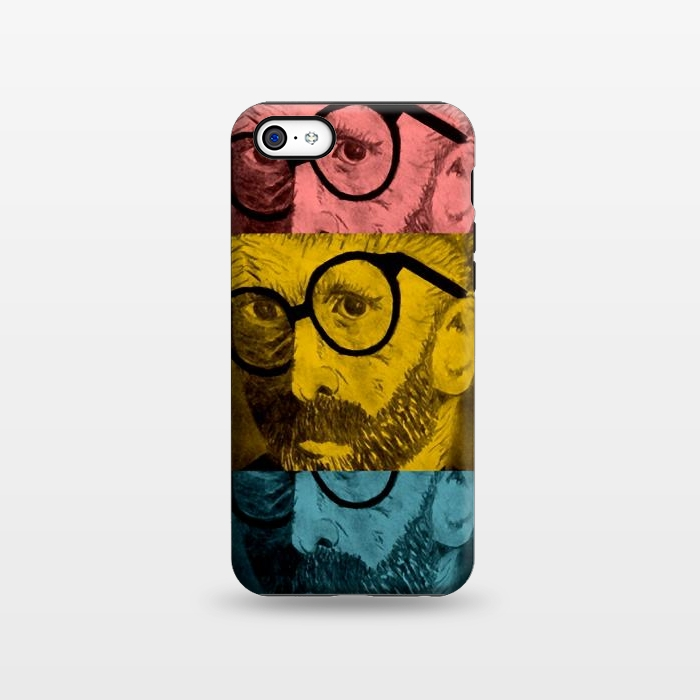 AC1338390, Phone Cases, iPhone 5C, StrongFit, Josie Steinfort , Hipster Van Goghe, Designers,