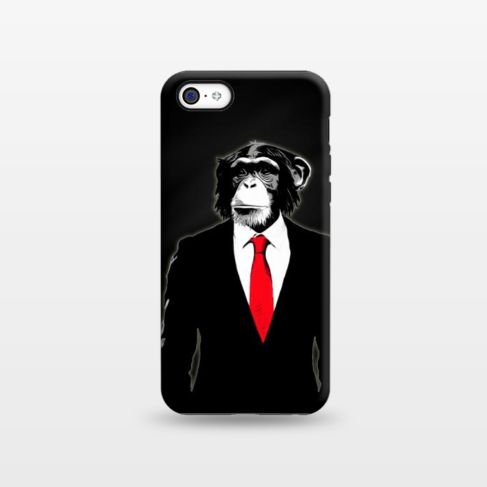 AC1338420, Phone Cases, iPhone 5C, StrongFit, Nicklas Gustafsson, Domesticated Monkey, Designers,