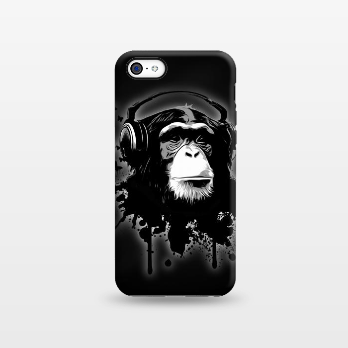 AC1338421, Phone Cases, iPhone 5C, StrongFit, Nicklas Gustafsson, Monkey business Black, Designers,