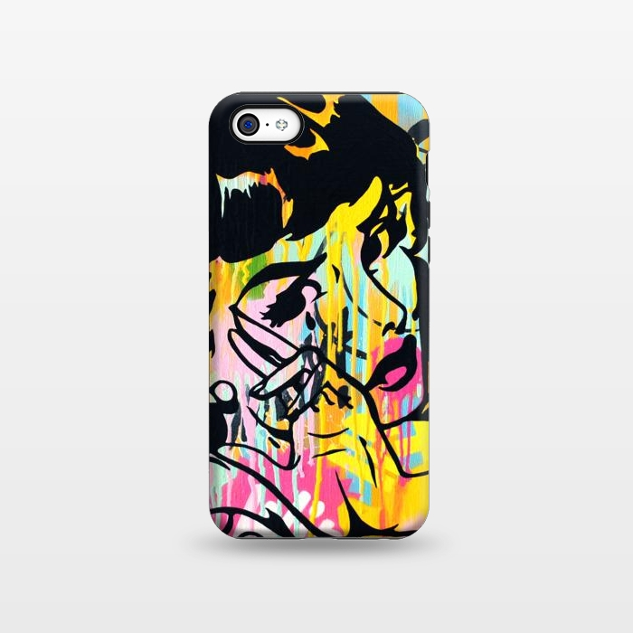 AC1338432, Phone Cases, iPhone 5C, StrongFit, Scott Hynd, Wipe away that tear, Designers,