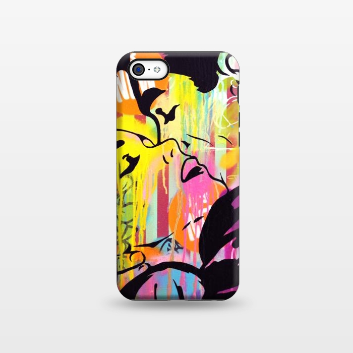 AC1338433, Phone Cases, iPhone 5C, StrongFit, Scott Hynd, You're mad but I love you, Designers,