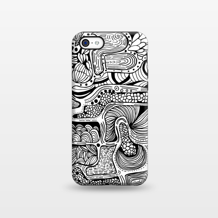 AC1338441, Phone Cases, iPhone 5C, StrongFit, Eleaxart, El Reflejo, Designers,