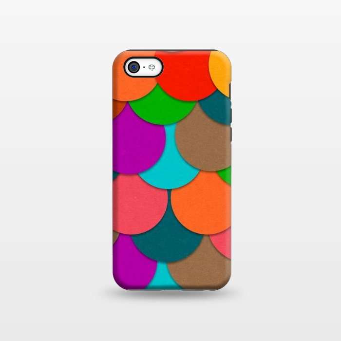 AC1338444, Phone Cases, iPhone 5C, StrongFit, Eleaxart, Circles, Designers,