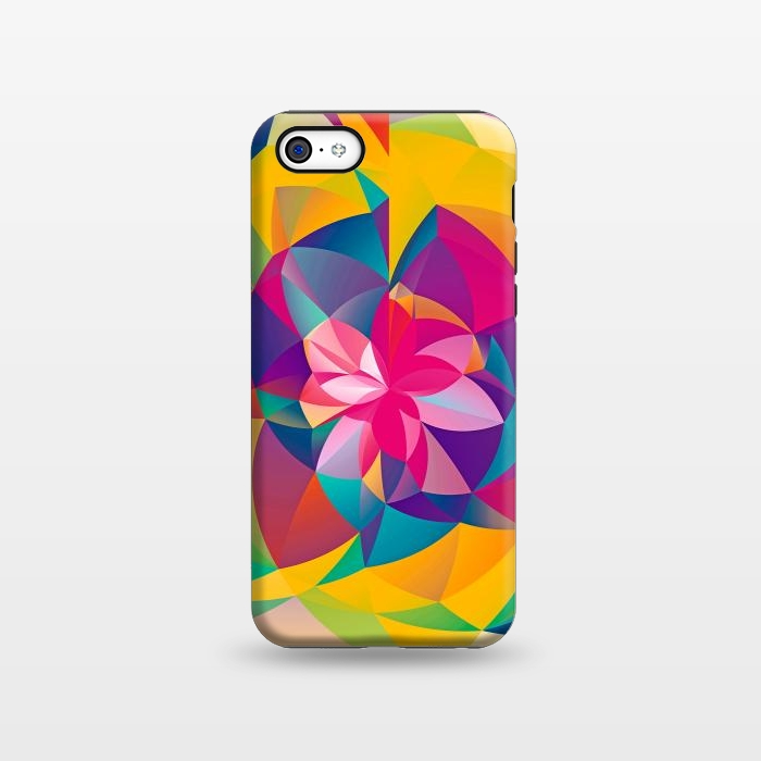 AC1338448, Phone Cases, iPhone 5C, StrongFit, Eleaxart, Acid Blossom, Designers,