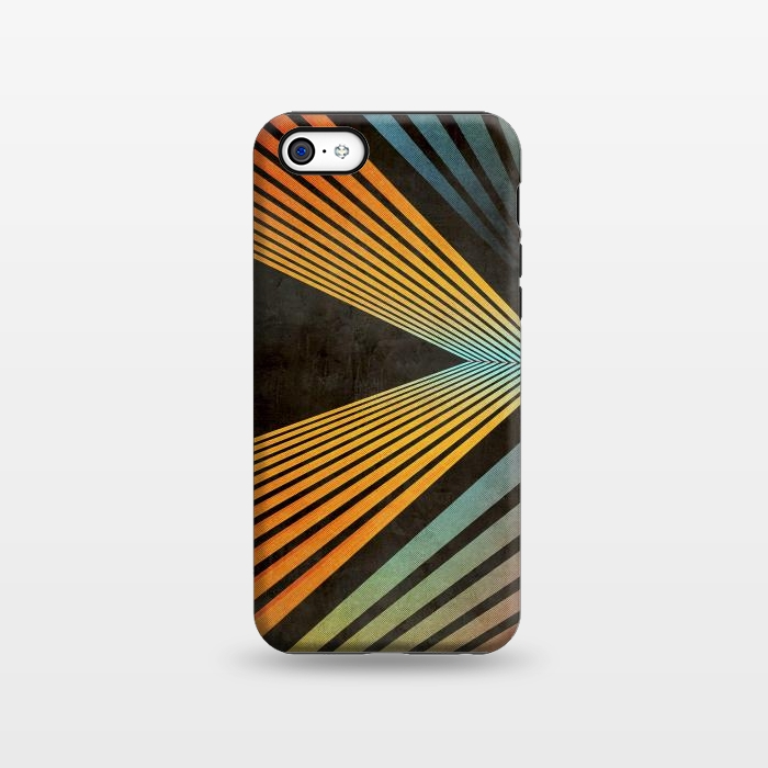 AC1338462, Phone Cases, iPhone 5C, StrongFit, Diego Tirigall, CRAZY RANIBOW 2, Designers,