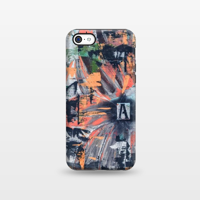 AC1338480, Phone Cases, iPhone 5C, StrongFit, Bruce Stanfield, Floral Inversion, Designers,