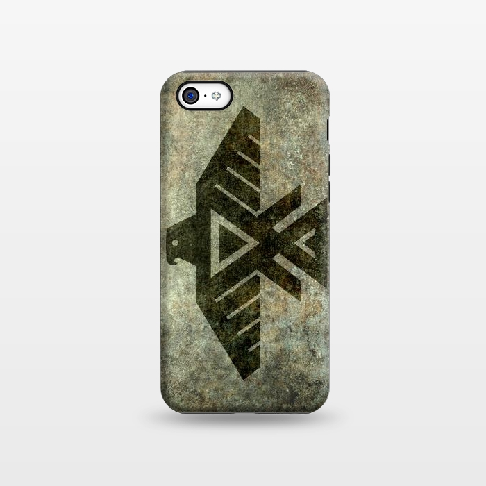 AC1338483, Phone Cases, iPhone 5C, StrongFit, Bruce Stanfield, Vintage Thunderbird, Designers,