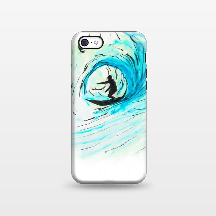 AC1338485, Phone Cases, iPhone 5C, StrongFit, Bruce Stanfield, Surfer Pod, Designers,