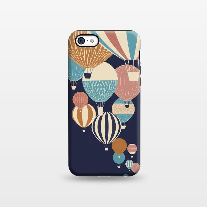 AC1338493, Phone Cases, iPhone 5C, StrongFit, Jay Fleck, Balloons, Designers,