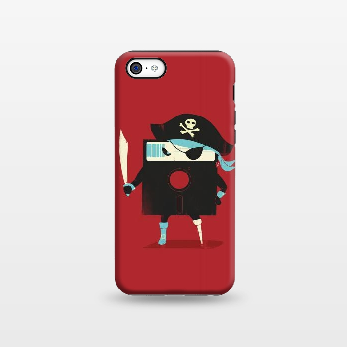 AC1338494, Phone Cases, iPhone 5C, StrongFit, Jay Fleck, Software Pirate, Designers,